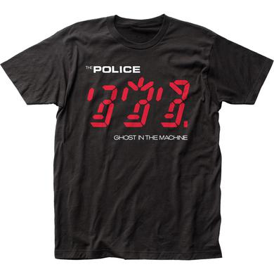 The Police T Shirt | The Police Ghost in the Machine T-Shirt