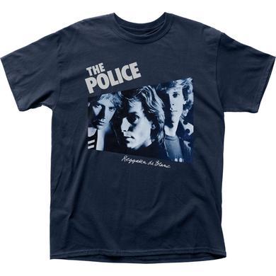 The Police T Shirt | The Police Regatta De Blanc T-Shirt