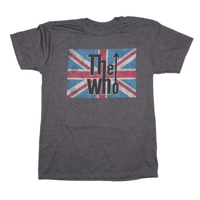 The Who T Shirt | The Who Union Jack Logo T-Shirt