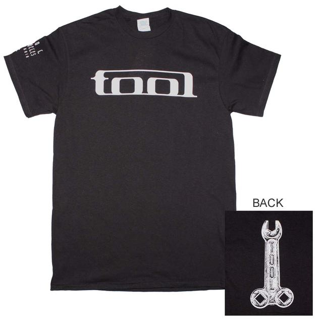 Tool T Shirt | Tool Wrench T-Shirt