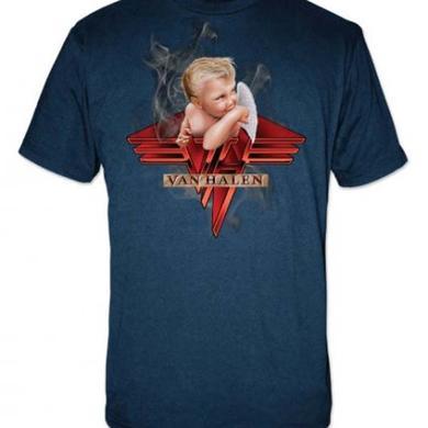 Van Halen T Shirt | Van Halen Smoking T-Shirt