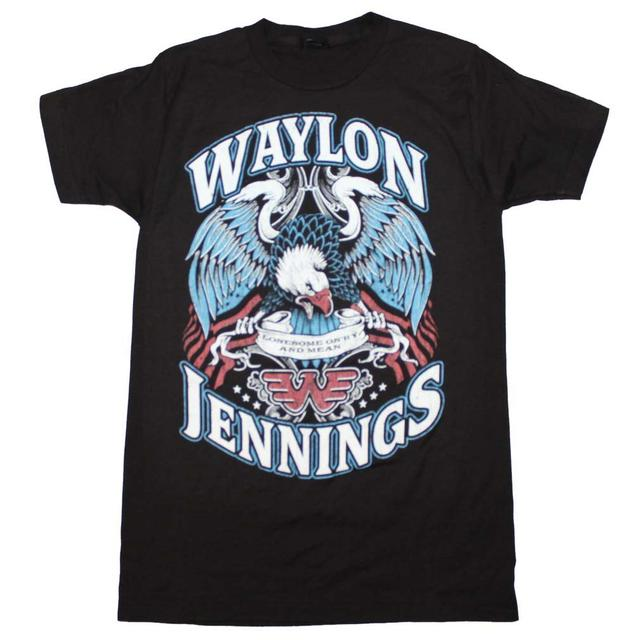 Willie Nelson / Waylon Jennings merch