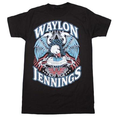 Waylon Jennings T Shirt | Waylon Jennings Lonesome T-Shirt