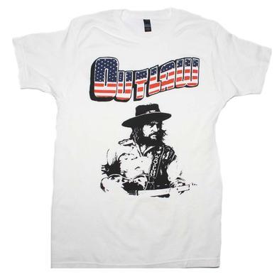 Waylon Jennings T Shirt | Waylon Jennings Outlaw T-Shirt