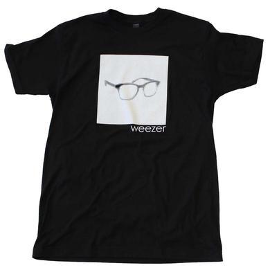 Weezer T Shirt | Weezer Pixel Glasses T-Shirt