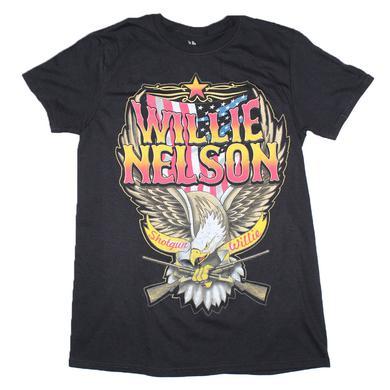 Willie Nelson T Shirt   Willie Nelson Shotgun Willie T-Shirt