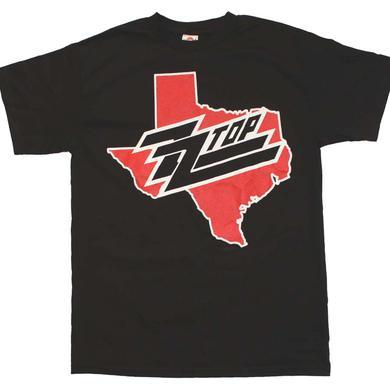 ZZ Top T Shirt | ZZ Top Texas Event T-Shirt