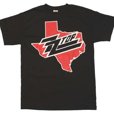 ZZ Top T Shirt | ZZ Top Texas Event T-Shirt