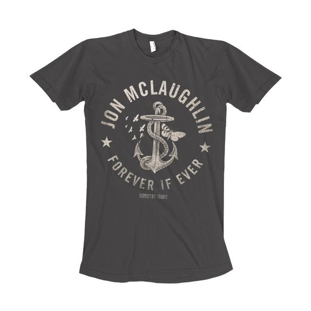 Jon McLaughlin Anchor T-Shirt - Forever If Ever