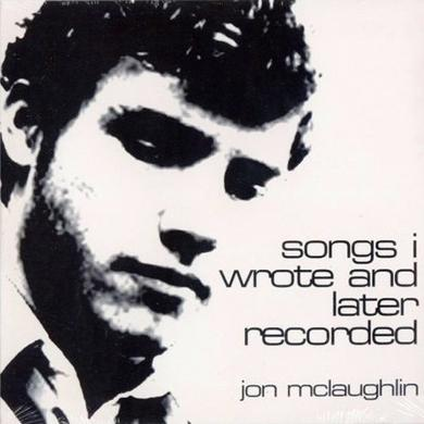 Jon McLaughlin Songs I Wrote and Later Recorded EP (Vinyl)