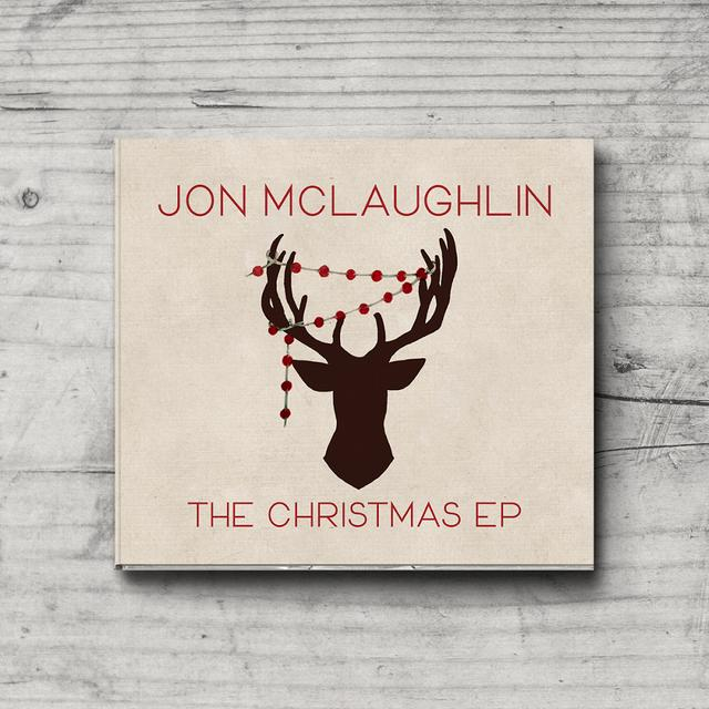 Jon McLaughlin The Christmas EP