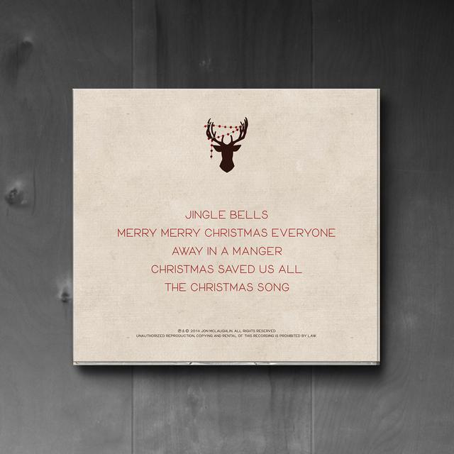 Jon McLaughlin The Christmas EP