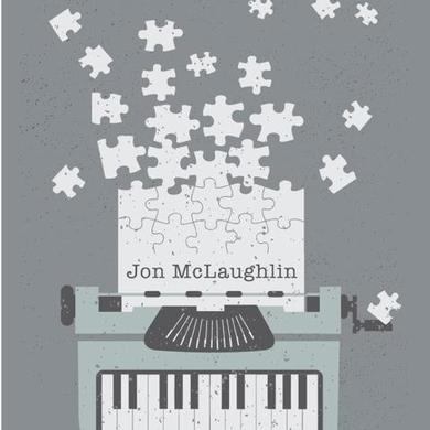 Jon McLaughlin Like Us Tour Poster - Evanston Show