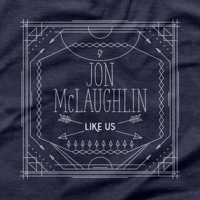 Jon McLaughlin Like Us: Camp Tee