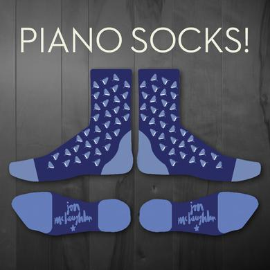 Jon McLaughlin Piano Socks