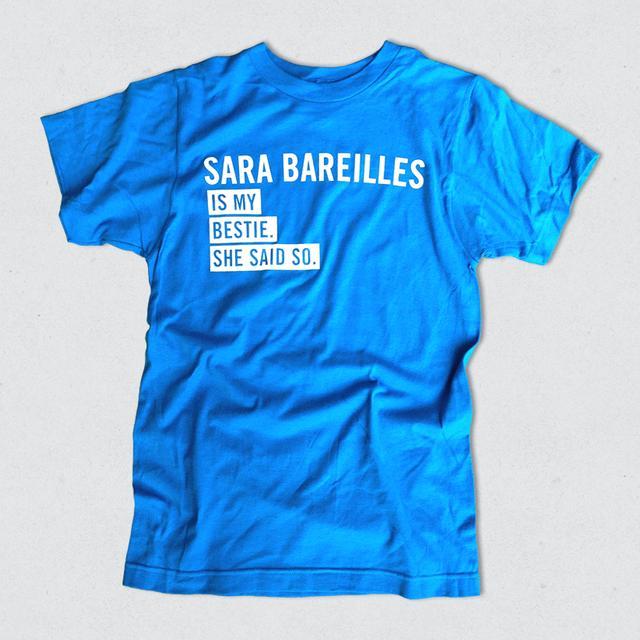 Sara Bareilles Bestie T-Shirt