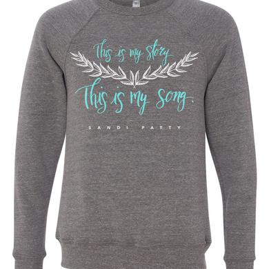 Sandi Patty 2016 This Is My Story Sweatshirt