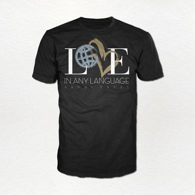 Sandi Patty 2016 Love In Any Language Tee