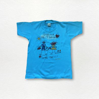 Sandi Patty Someone Up There Loves Me Kid's Tee