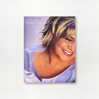 Sandi Patty These Days Song Book
