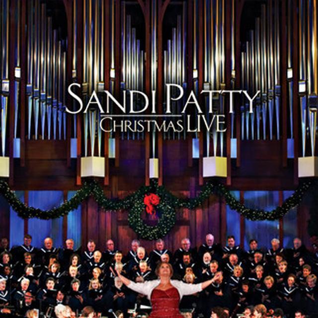 Sandi Patty Christmas LIVE - DVD