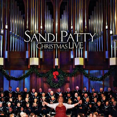 Sandi Patty Christmas LIVE - DVD