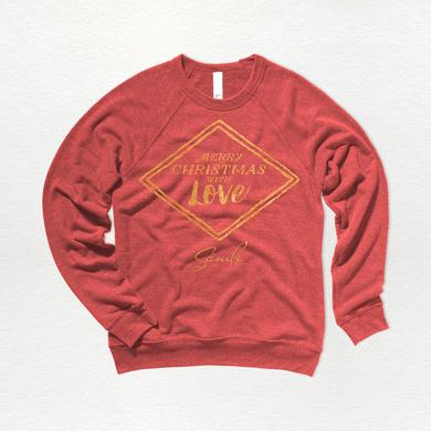 Sandi Patty Merry Christmas With Love - Sweatshirt