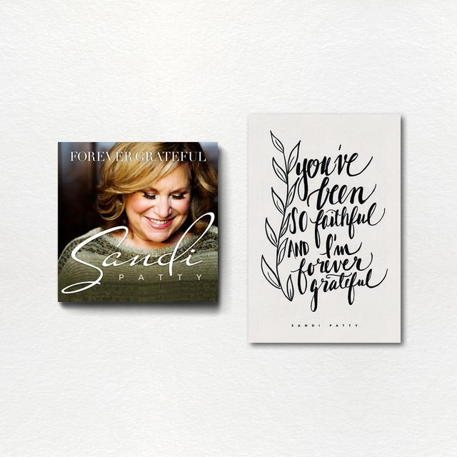 Sandi Patty Forever Grateful Bundle #1