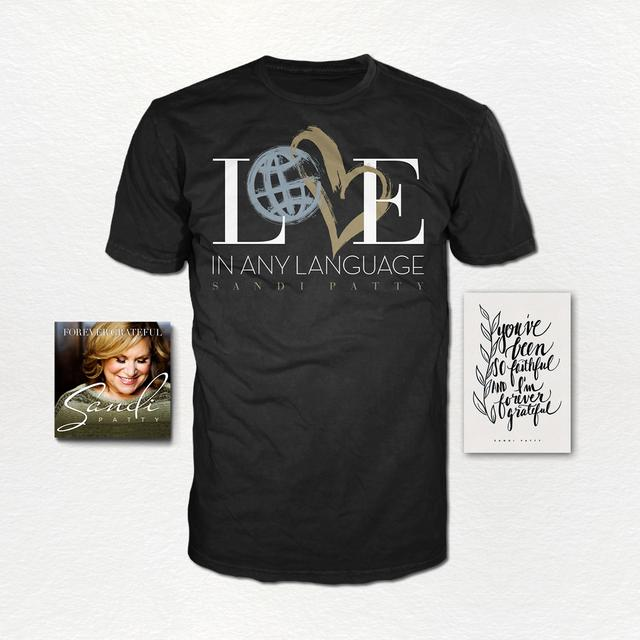 Sandi Patty Forever Grateful Bundle #2