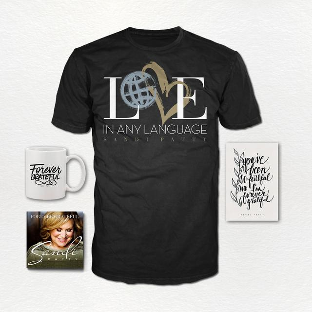 Sandi Patty Forever Grateful Bundle #3