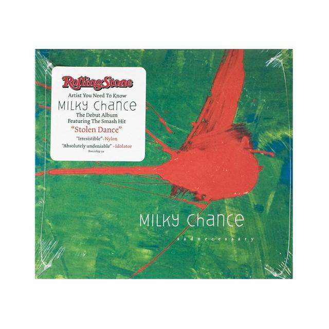 Milky Chance Sadnessesary CD