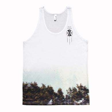 Milky Chance Trees Faded Tank Top