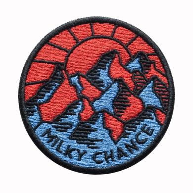 Milky Chance Embroidered Patch