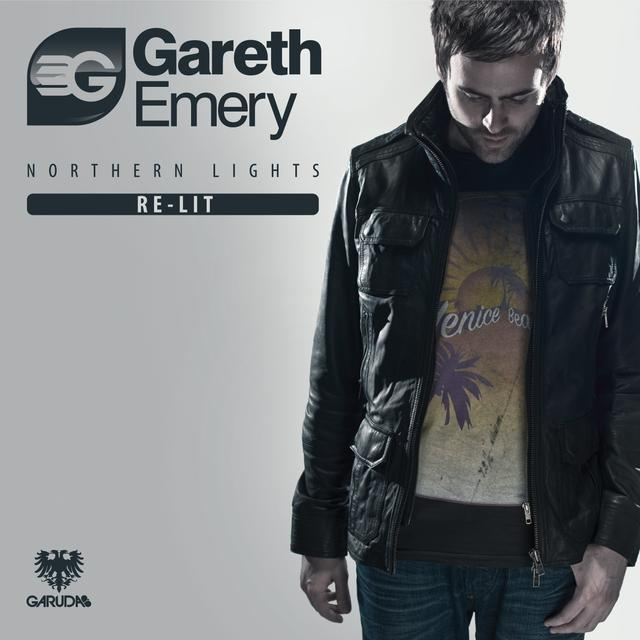"Gareth Emery ""Northern Lights Re-Lit"" CD"