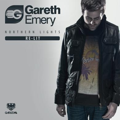 "Gareth Emery ""Northern Lights Re-Lit"" CD"