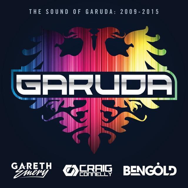 "Gareth Emery ""The Sound of Garuda"" 2009-2015 3 Disc Album"