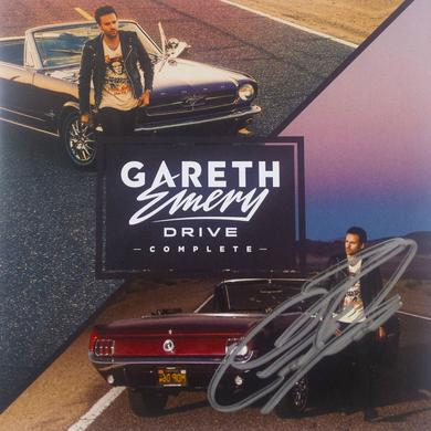"Gareth Emery ""Drive Complete"" Signed CD"