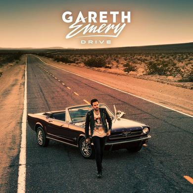 "Gareth Emery ""Drive"" CD"
