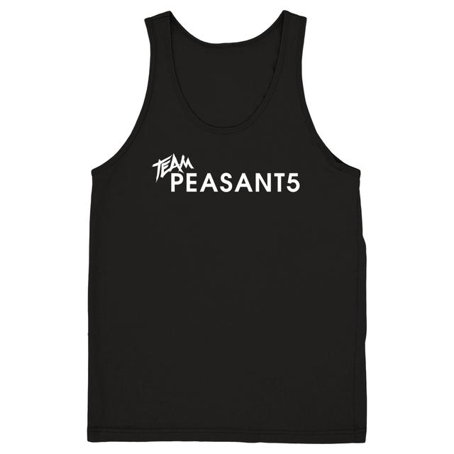 Gareth Emery Team Peasant5 Black Tank