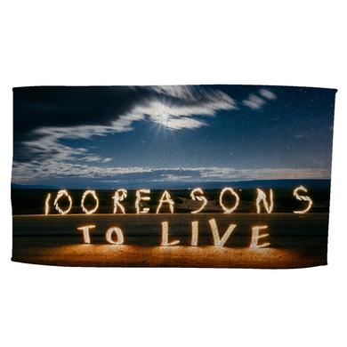 Gareth Emery 100 Reasons To Live Towel