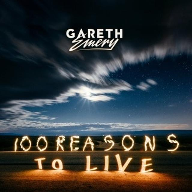 Gareth Emery 100 Reasons To Live CD ( Signed )
