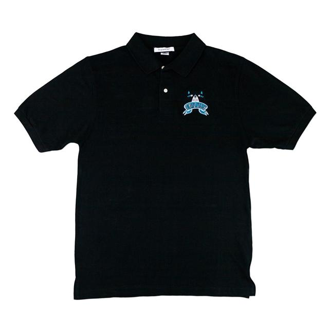 Crizzly Polo Tee w/ Free Real Thugz Tour Tee