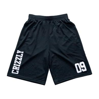 Crizzly Gym Shorts