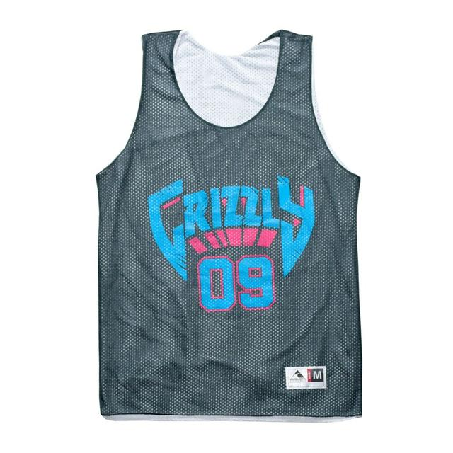 Crizzly Mesh Jersey
