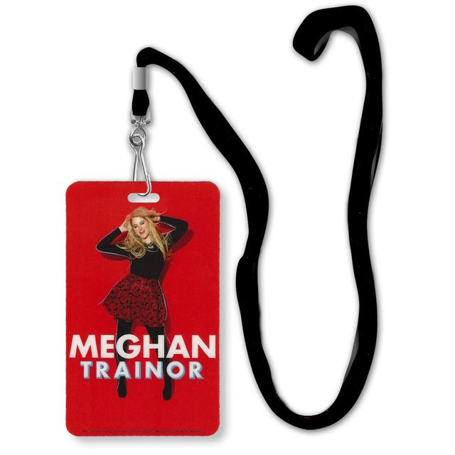 Meghan Trainor MTRAIN Tour Laminate