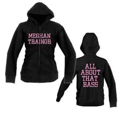 Meghan Trainor AATB Women's Zipper Hoodie