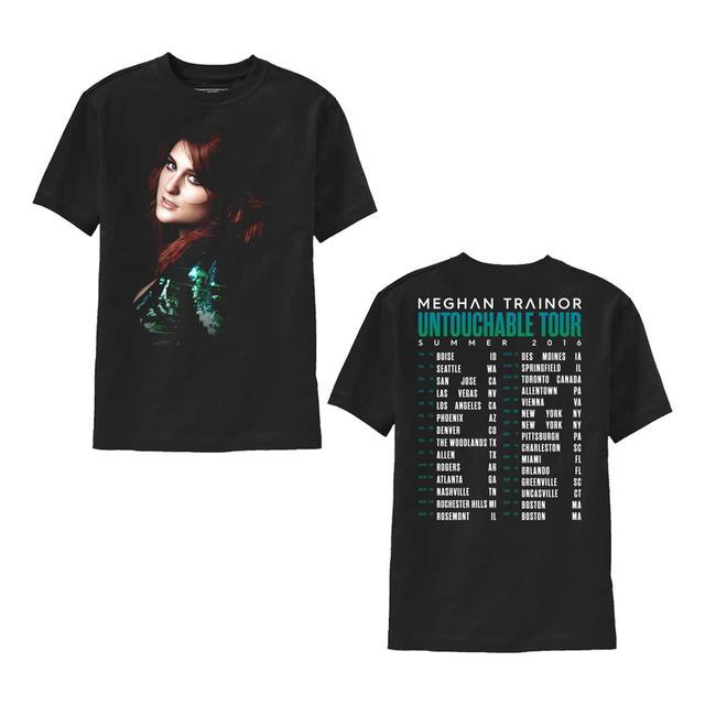 Meghan Trainor Untouchable Tour Kids T-Shirt