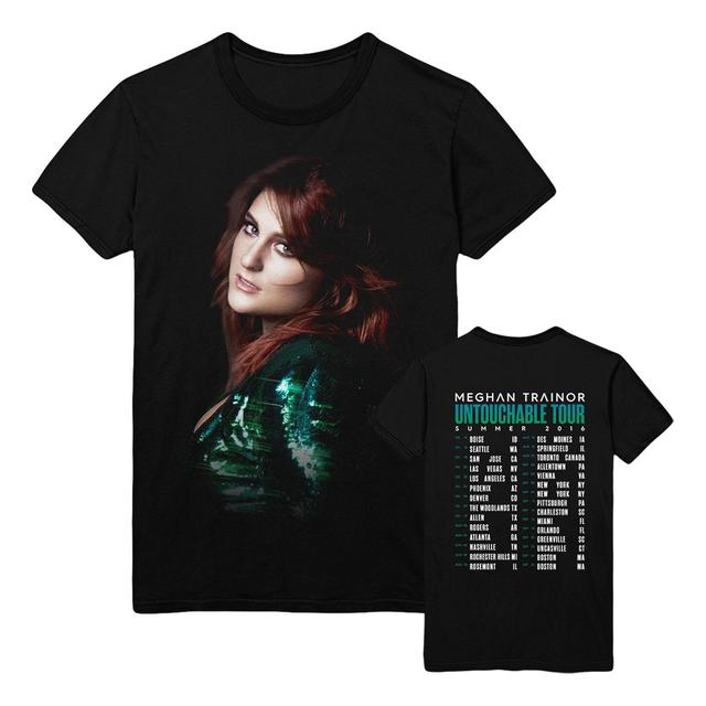 Meghan Trainor Untouchable Tour T-Shirt
