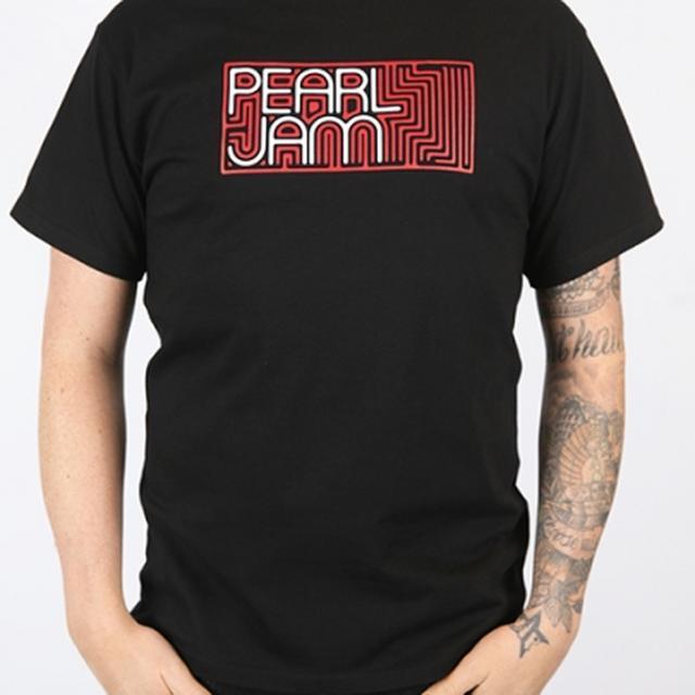 Pearl Jam Shirt - Men's Maze Tee