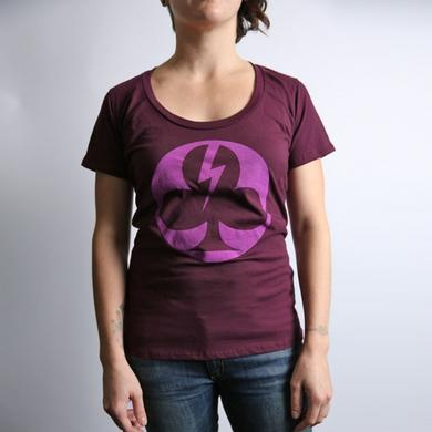 Pearl Jam Ladies Tee - Lucky Strike